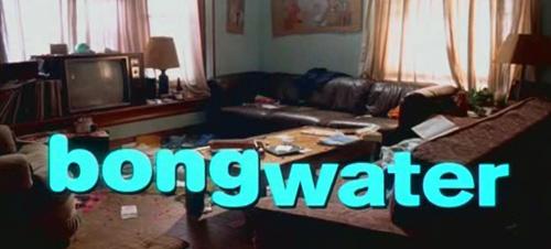 Bongwater title screen