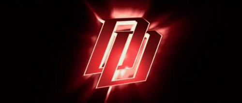 Daredevil title screen