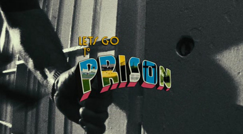 Let's Go To Prison title screen