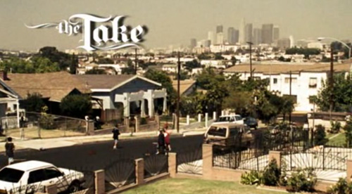 The Take title screen (2008)
