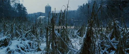 Hart's War title screen