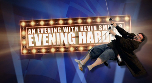 An Evening With Kevin Smith 2: Evening Harder title screen