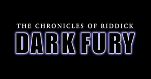The Chronicles Of Riddick: Dark Fury title screen