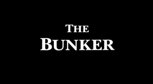 The Bunker (2001) title screen