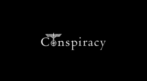 Conspiracy title screen
