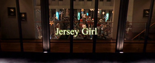 Jersey Girl title screen