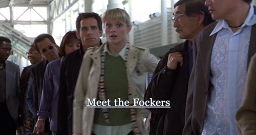 Meet The Fockers title screen
