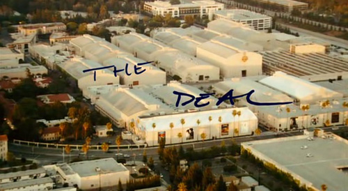 The Deal (2008) title screen