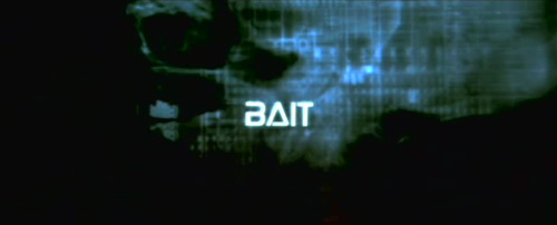 Bait title screen