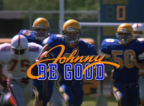 Johnny Be Good title screen
