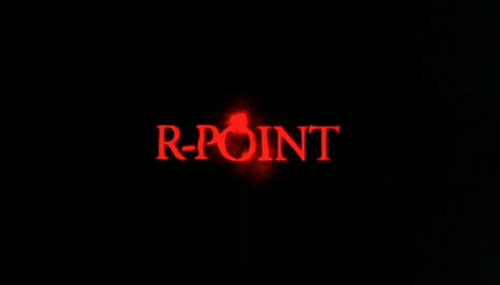R-Point title screen
