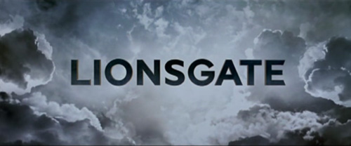 Lionsgate production logo