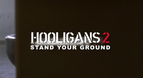 Green Street 2: Stand Your Ground title screen