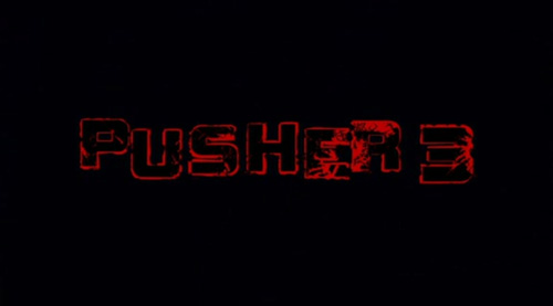 Pusher 3 title screen