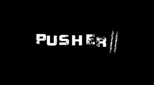 Pusher II title screen