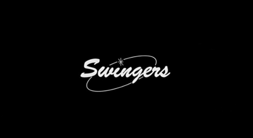 Swingers title screen