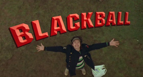 Blackball title screen