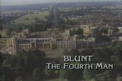 Blunt: The Fourth Man title screen