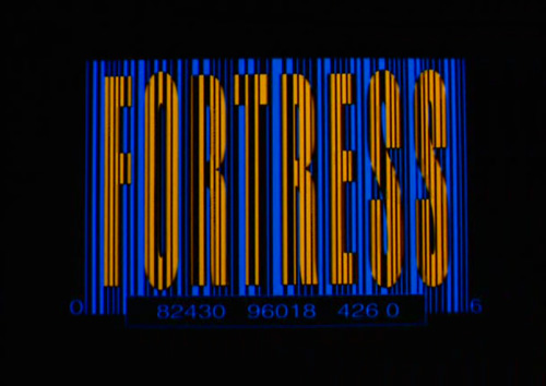 Fortress title screen