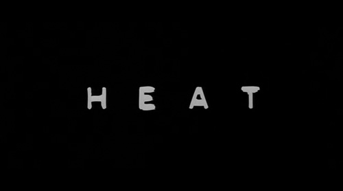 Heat title screen