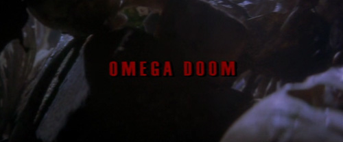 Omega Doom title screen