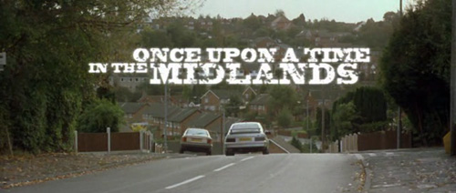 Once Upon A Time In The Midlands title screen