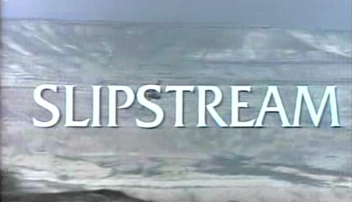 Slipstream title screen