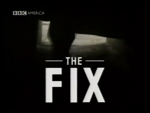The Fix title screen