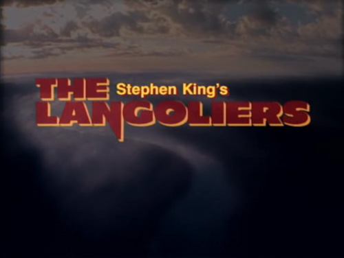 The Langoliers title screen