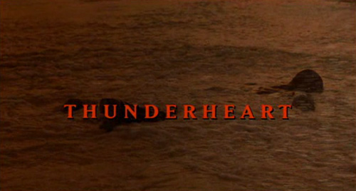 Thunderheart title screen