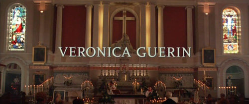 Veronica Guerin title screen