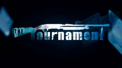 The Tournament title screen