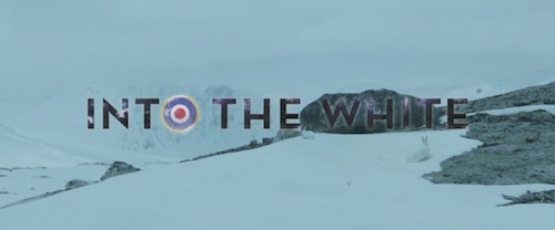 Into The White title screen