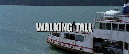 Walking Tall (2004) title screen