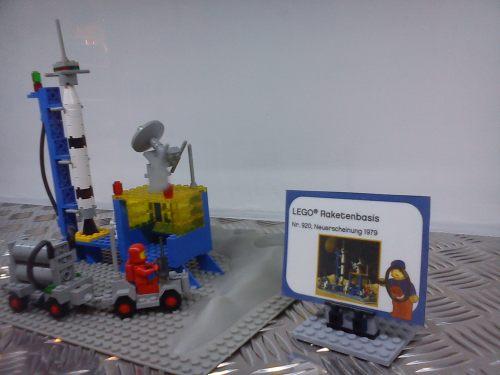 Lego 920 Launch Pad