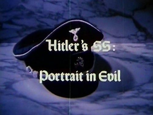 THitler's SS: Portrait Of Evil title screen