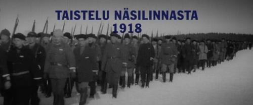 Taistelu Näsilinnasta 1918 title screen