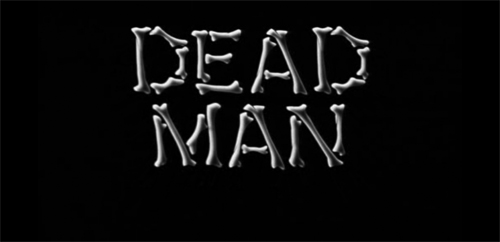 Dead Man title screen