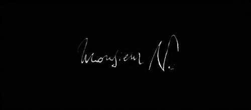 Monsieur N. title screen