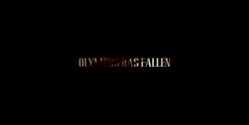Olympus Has Fallen title screen