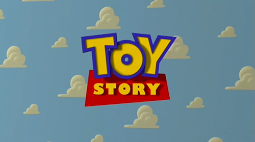 Toy Story title screen