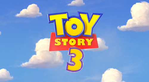 Toy Story 3 title screen