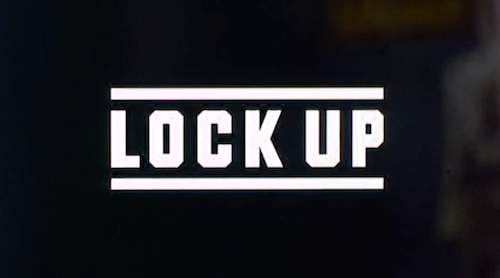 Lock Up title screen