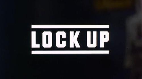 Lock Up title screen
