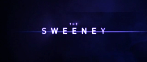 The Sweeney title screen