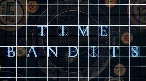Time Bandits title screen
