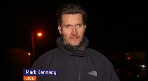 Mark Kennedy AKA Mark Stone