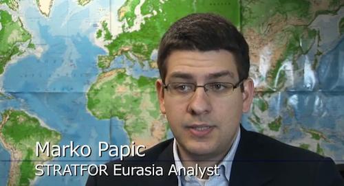 Marko Papic, STRATFOR
