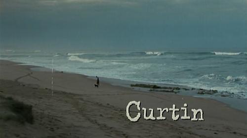 Curtin title screen