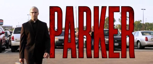 Parker title screen